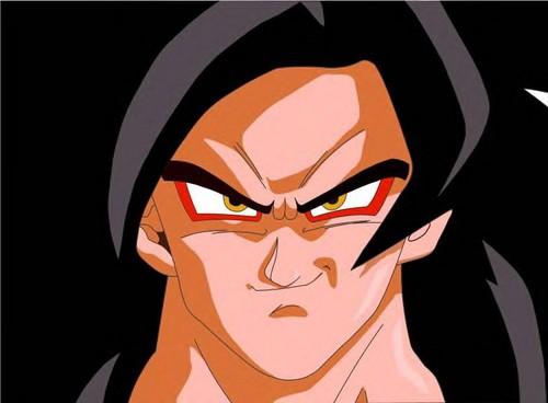 ss4 Goku