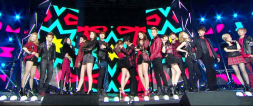super generation 2011 SBS SongFest