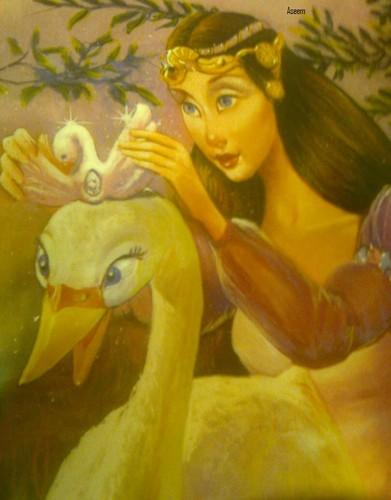 swan lake book pics