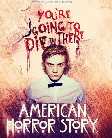 tate  - american-horror-story Fan Art