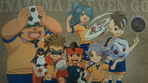 the old Raimon members in GO!
