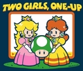 two girls one-up