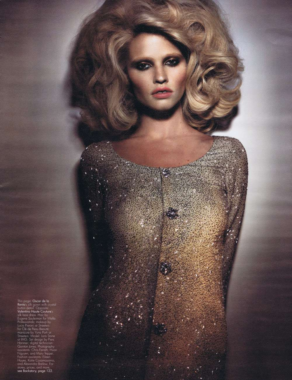 Lara Stone Images W Magazine HD Wallpaper And Background