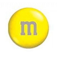 yellow m&m - Yellow Icon (27928503) - Fanpop