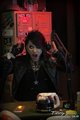 *^*Ashley on a coffee break*^* - andy-sixx-and-black-veil-brides photo