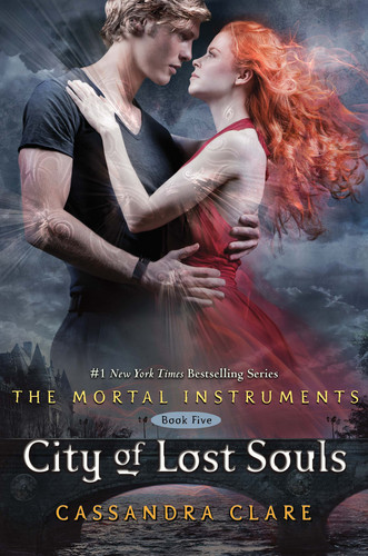 """City of Lost Souls"" Cover Reveal"