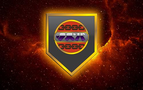 «Das Emblem der Kampfkunst Tsunkatse» [ «Delta - Quadrant» ] [ «Star Trek Voyager» ]
