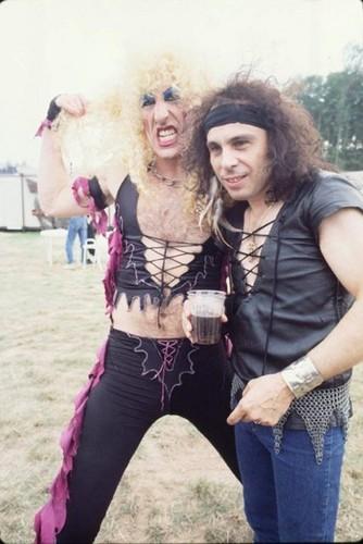 ☆ Dee Snider & Ronnie James Dio ☆