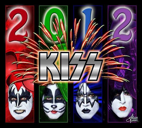 ☆ Kiss 2012 ☆