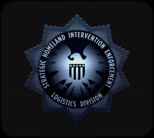 «Логотип Щ. И. Та» [ «S.H.I.E.L.D. Logo» ].
