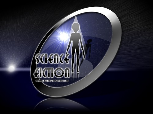 «Science Fiction - Logo» [ «Логотип - Фантастика»