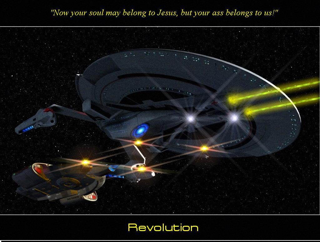 «Star Trek - Revolution»