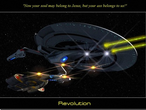 «Star Trek - Revolution»