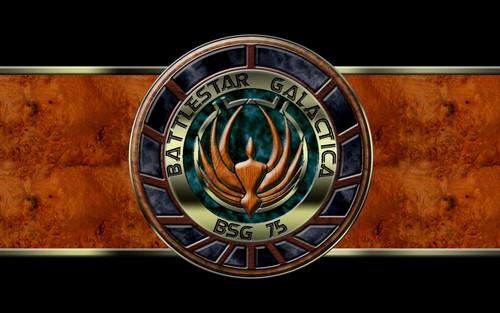 «The Emblem of Battlestar GALACTICA»