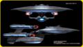 «U.S.S. Enourance NCC - 45996» [ «Class: Galaxy» ]