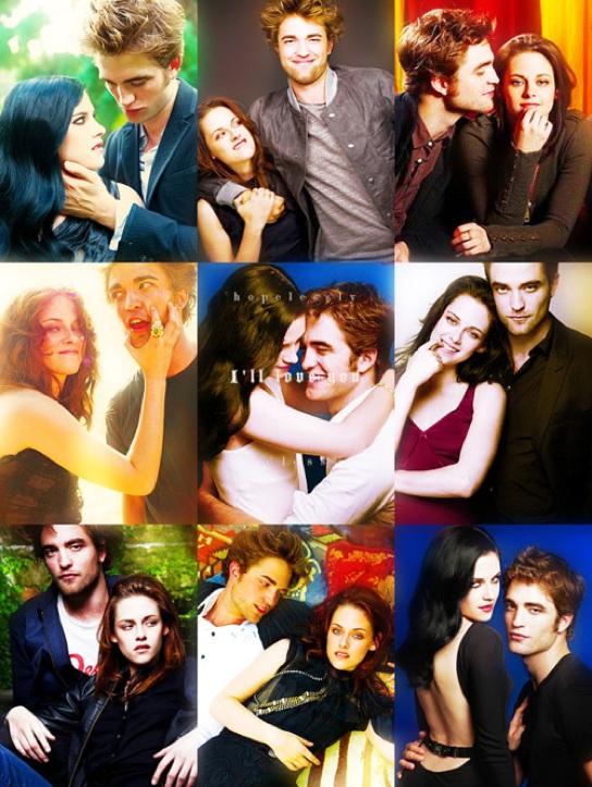 'we spent alot of time together' Kristen<3