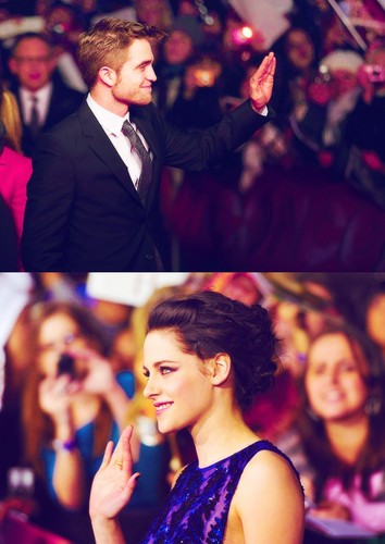 'we spent alot of time together' Kristen<3