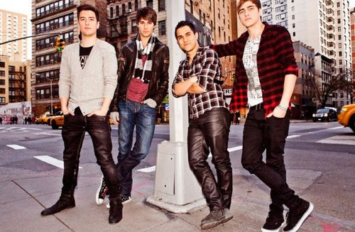 2011 bức ảnh Sessions > 17 - In House with Big Time Rush