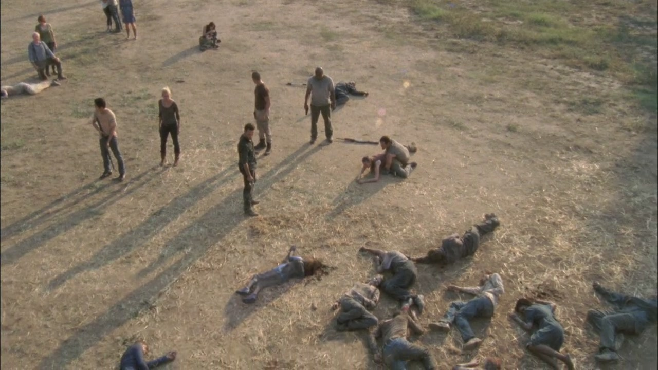2x07 - Pretty Much Dead Already