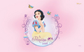 A Princess wish - snow-white wallpaper