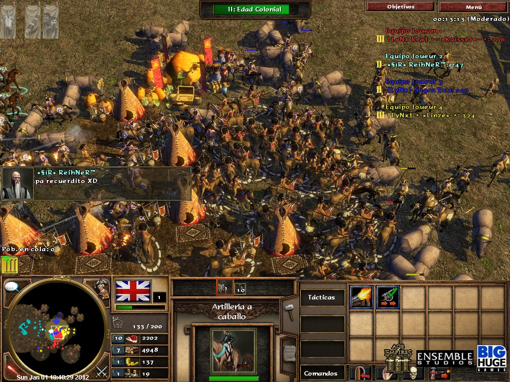 Esemble Studios:Age of Empires 3 Обои called Age of empires 3
