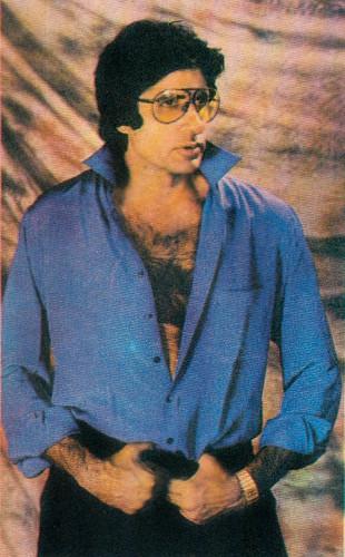 Amitabh Bachchan Hot