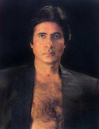 Amitabh Bachchan Sexy