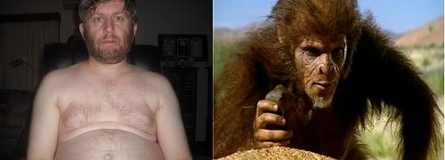 Andrew a Prehistoric