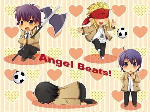 Angel Beats <3