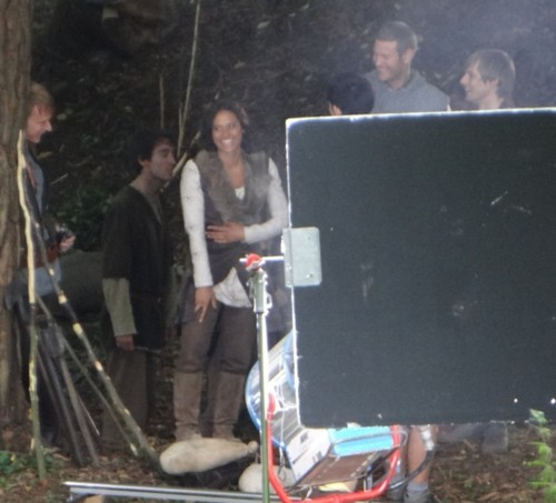 Angel and Gang - BTS