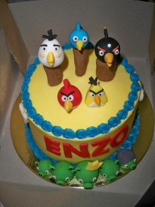 Angry Birds Cibo