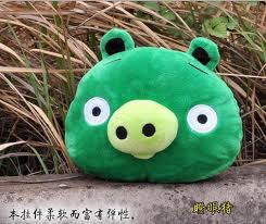 Angry Birds Stuffed 動物