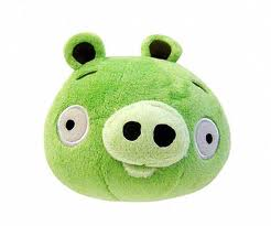 Angry Birds Stuffed 동물