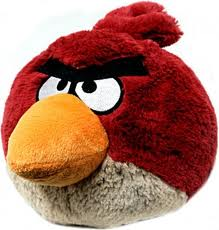 Angry Birds Stuffed động vật