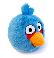 Angry Birds Stuffed Animals
