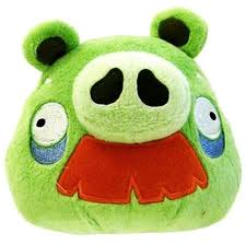Angry Birds Stuffed binatang