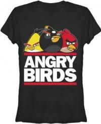 Angry Birds T-Shirts - angry-birds Photo