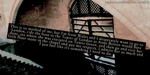 Anne Boleyn: Tudors Confessions