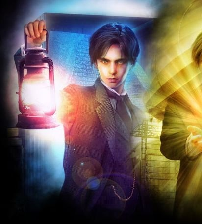 Artemis Fowl wallpaper called Artemis Fowl Jr.