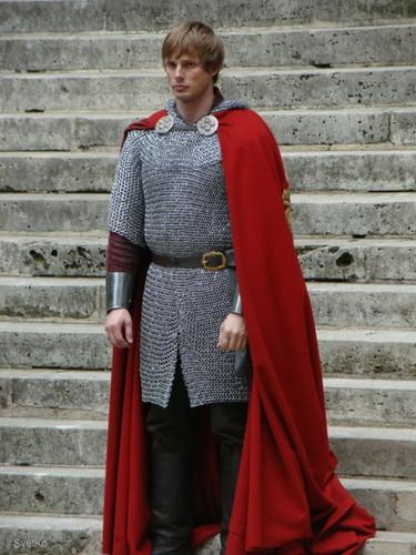Arthur - Pendragon Red