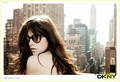 Ashley Greene: DKNY Spring 2012 Ad Campaign! - twilight-guys photo