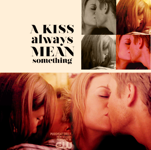 Leyton vs. brucas wallpaper containing a portrait entitled BLP tumblr art