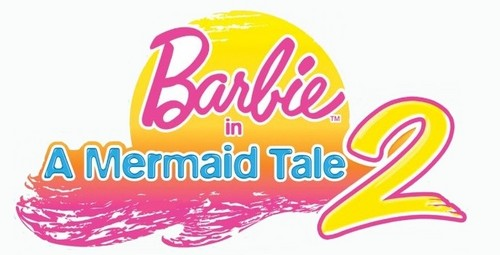 বার্বি in a Mermaid tale 2 Logo