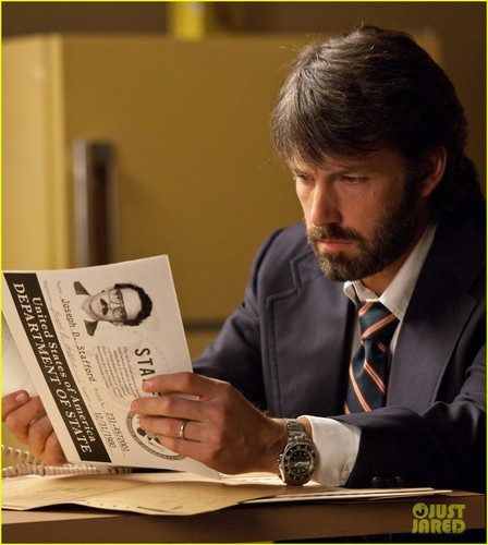 Ben Affleck: New 'Argo' Still!