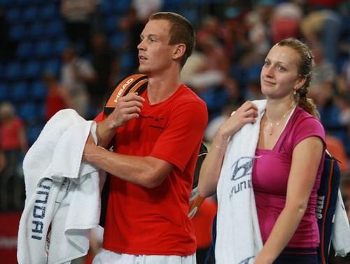 Berdych Kvitova Lost