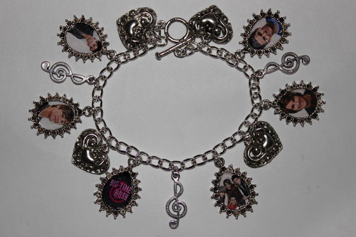 Big Time Rush Charm Bracelet