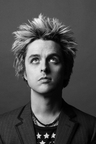 Green Day wallpaper possibly with a business suit and a well dressed person titled Billie joe