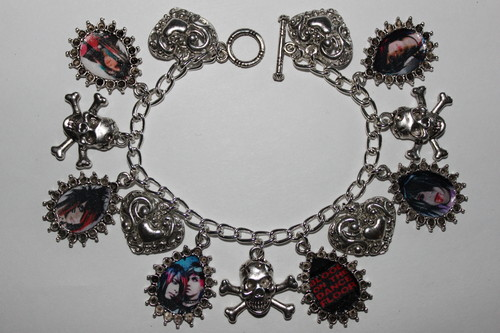Blood on the Dance Floor BOTDF Dahvie Vanity Charm Bracelet