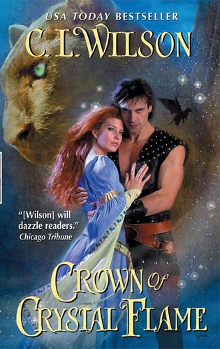 Book 5 - Crown of Crystal & Flame