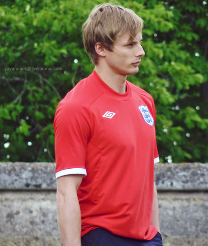 Bradley James (June 2010)